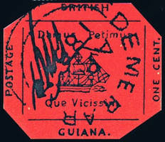 Rare stamp sells for record $9.5 million
